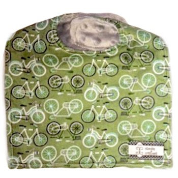 Baby Bib- Bicycles