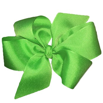 Large Bow- Green